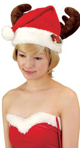 クリスマスグッズ・トナカ帽子